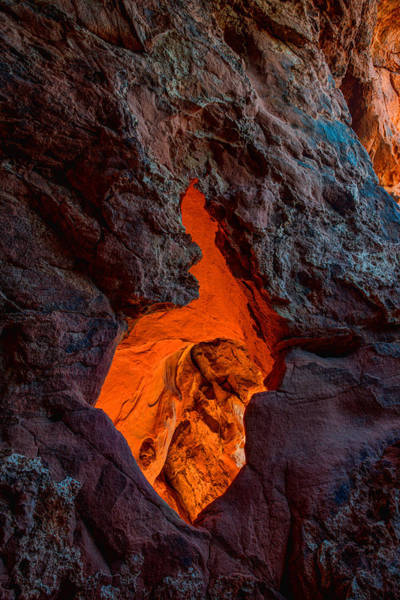 Beauty Of Nature Wall Art - Photograph - Lava Glow by Chad Dutson