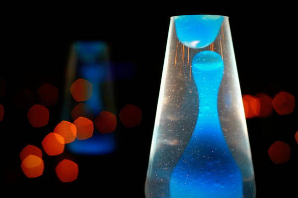 Lava Lamp Art Print by Emac Images