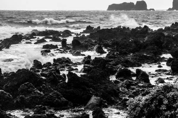 Photograph - Lava Meets Water by Colleen Coccia