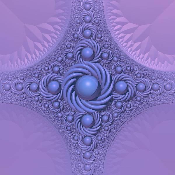 Wall Art - Digital Art - Lavender Beauty by Lyle Hatch
