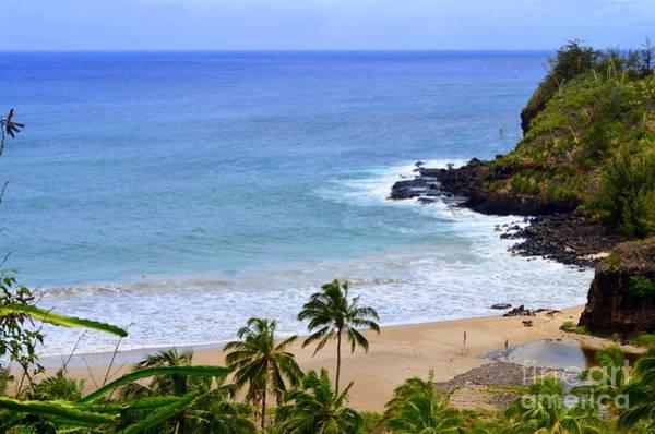 Allerton Garden Photograph - Lawai Bay - Kauai Hawaii by Mary Deal