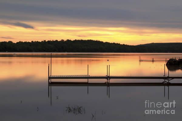 Photograph - Layered Evening by Karin Pinkham
