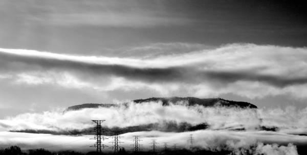 Photograph - Layered Smoke by Jeremiah John McBride
