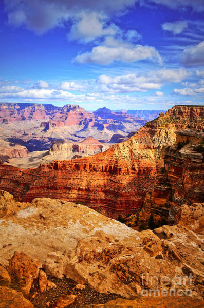 South Rim Photograph - Layers Of The Canyon by Tara Turner