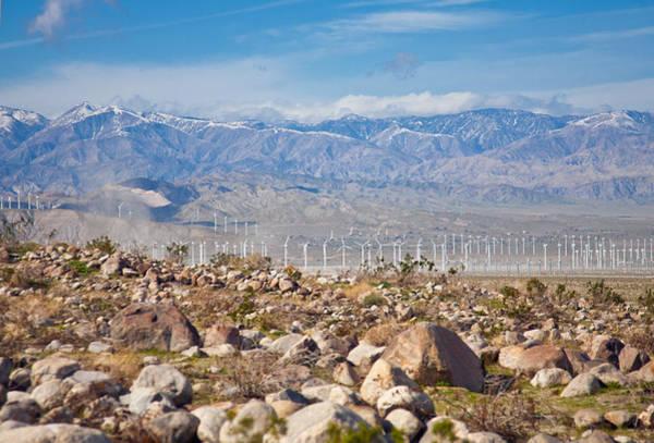 Photograph - Layers Of The Desert by Matthew Bamberg