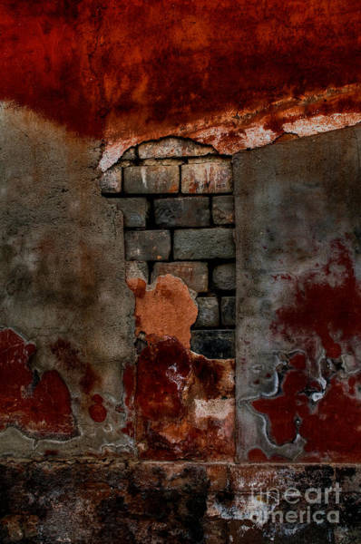 Wall Art - Photograph - Layers Through The Ages by Venetta Archer
