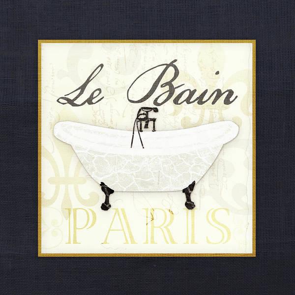 Sink Painting - Le Bain - Tub by Aubree Perrenoud