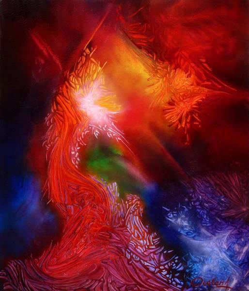 Painting - Le Dernier Des Fous by Bielen Andre