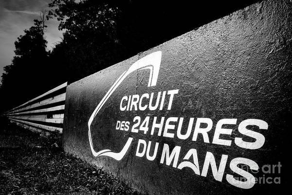 Le Mans 24 Wall Art - Photograph - Le Mans by Olivier Le Queinec