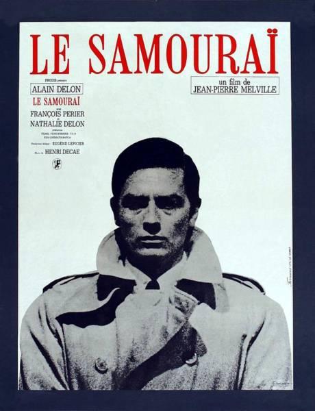 Melville Photograph - Le Samourai - 1967 by Georgia Fowler