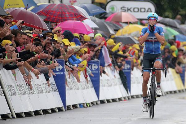 Le Tour De France 2014 - Stage Nineteen Art Print