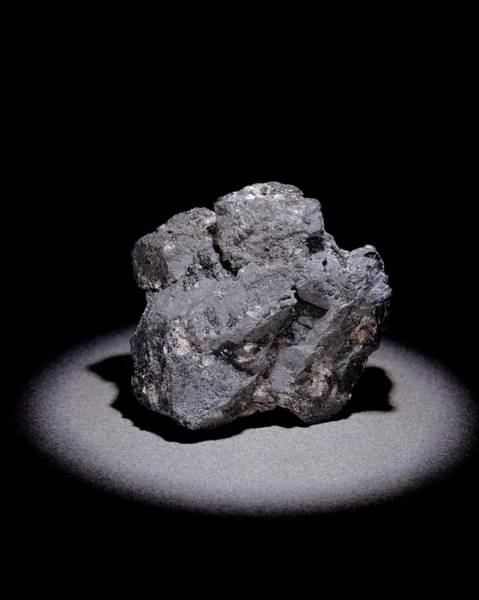 Natural Elements Photograph - Lead Specimen by Natural History Museum, London/science Photo Library