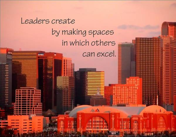Photograph - Leaders Create 21197 by Jerry Sodorff