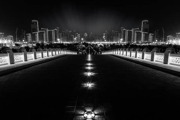 Skyline Wall Art - Photograph - Leading Light by Mohamed Sabry