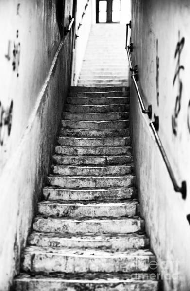 Wall Art - Photograph - Leading Up In Lisbon by John Rizzuto
