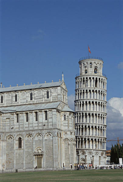 Wall Art - Photograph - Leaning Tower Of Pisa, Italy by Alison Wright