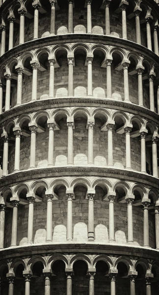 Tuscany Photograph - Leaning Tower Of Pisa, Tuscany Italy by Romaoslo
