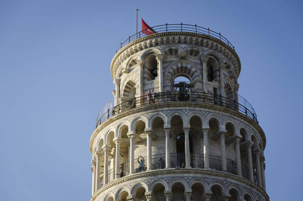 Photograph - Leaning Tower by Pablo Lopez