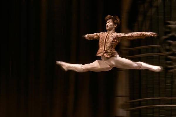 Romeo And Juliet Photograph - Leap by Jurgen Lorenzen