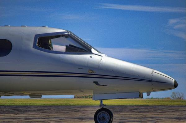 Photograph - Learjet by Tim McCullough
