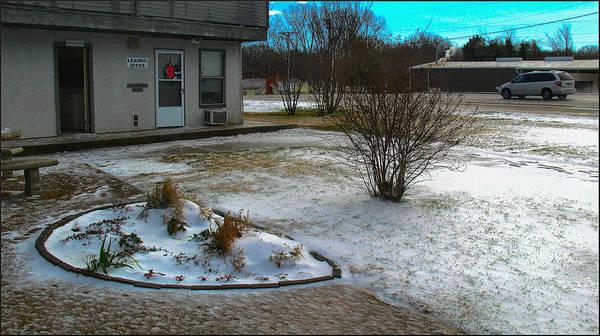 Photograph - Leasing Office 2009 by Glenn Bautista