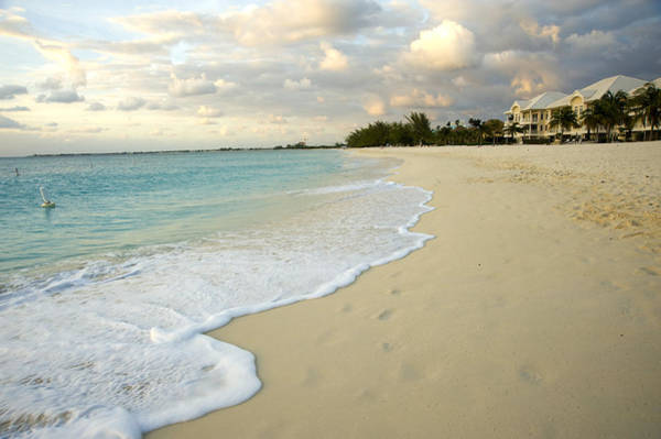 Bahamas Digital Art - Leave Only Footprints In The Sand by Jodi Jacobson