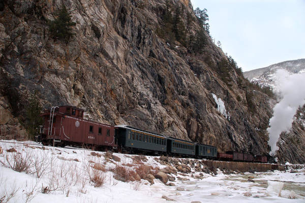 K-28 Photograph - Leaving Cascade Canyon by Ken Smith