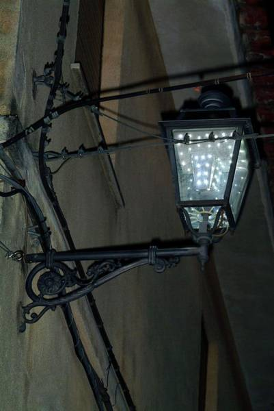 Lighting Equipment Photograph - Led Street Lighting by Pasquale Sorrentino/science Photo Library