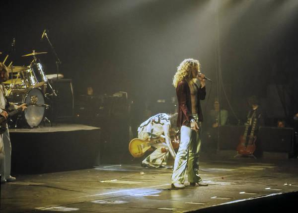 Led Zeppelin 2 Art Print