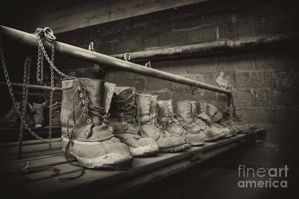 Photograph - Left Behind by Rick Kuperberg Sr