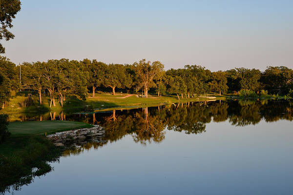 Photograph - Legacy Golf by John Johnson