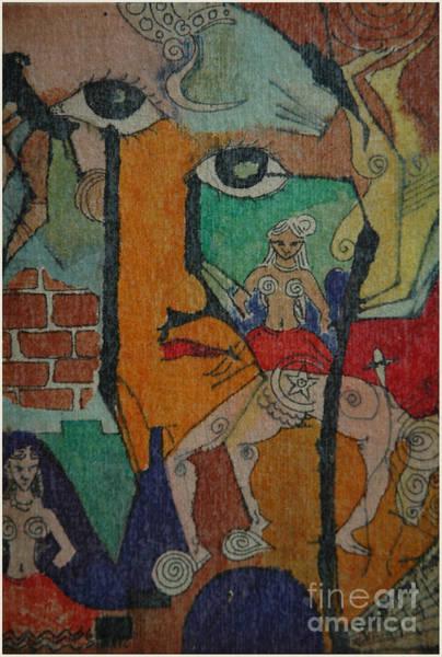Kannan Painting - Legend by Sooraj Kannan