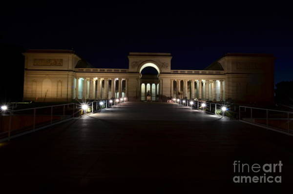Legion Of Honor Photograph - Legion Of Honor by Rohit Khanna