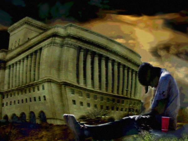 Mixed Media - Legislate Me by Dennis Buckman