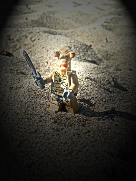 Photograph - Lego Star Wars by Cyryn Fyrcyd