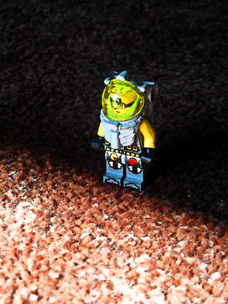 Photograph - Lego The Explorer by Cyryn Fyrcyd