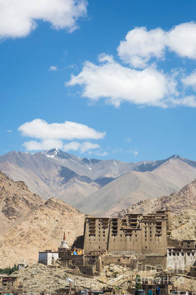 Photograph - Leh Palace by Didier Marti