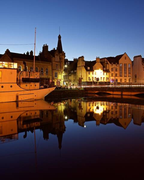 Photograph - Leith by Stephen Taylor