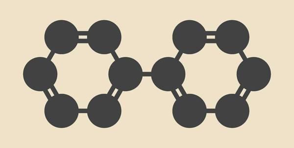 Preservative Wall Art - Photograph - Lemonene Molecule by Molekuul