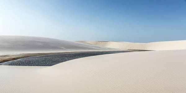 Dunes Photograph - Lena?a?is Maranhenses by Alfred Myers