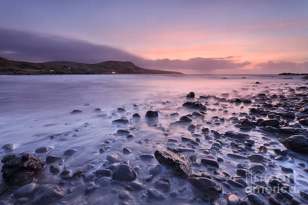Ayrshire Photograph - Lendalfoot by Rod McLean