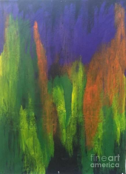 Painting - L'entree Av Jardin by Bebe Brookman