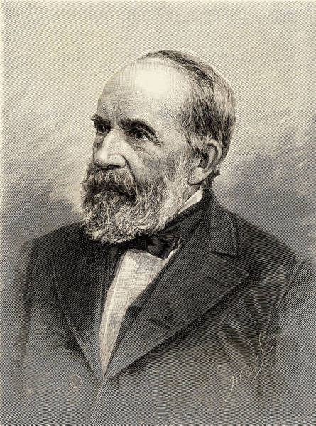 1889 Photograph - Leo Lesquereux by Universal History Archive/uig