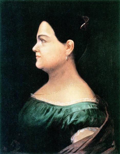 Latina Painting - Leona Vicario (1789-1842) by Granger