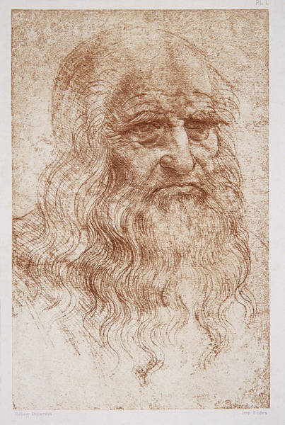 Wall Art - Photograph - Leonard Da Vinci by Sheila Terry/science Photo Library