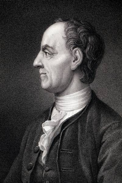Head And Shoulders Photograph - Leonhard Euler by Paul D Stewart