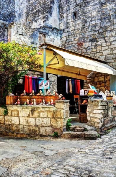 Photograph - Les Baux De Provence 15 by Mel Steinhauer