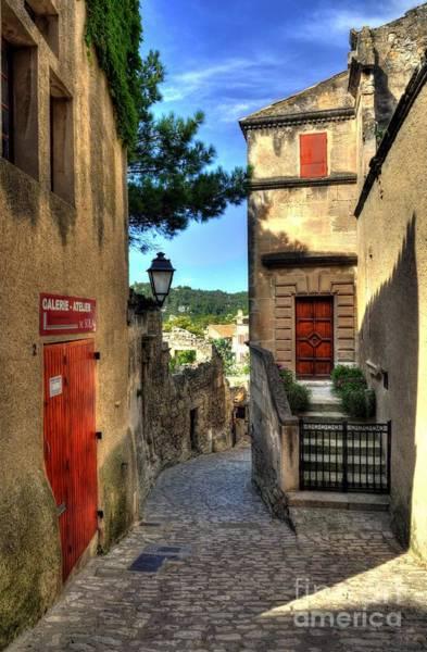 Photograph - Les Baux De Provence 6 by Mel Steinhauer