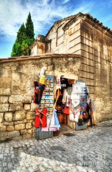 Photograph - Les Baux De Provence 7 by Mel Steinhauer