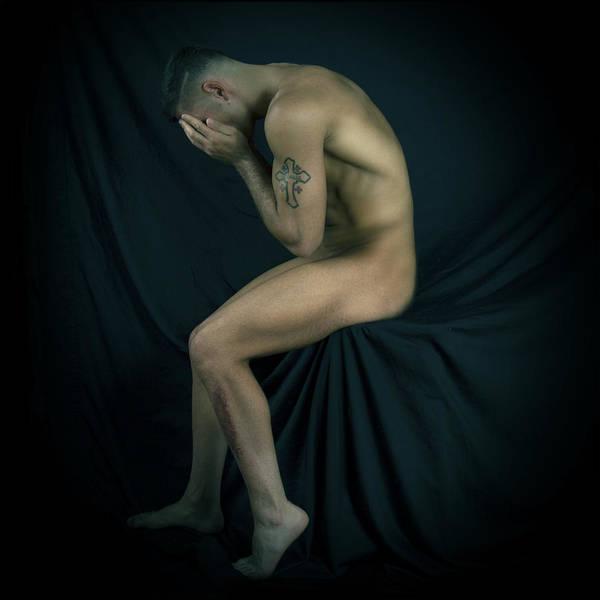 Erotic Photograph - Repenting by Mark Ashkenazi